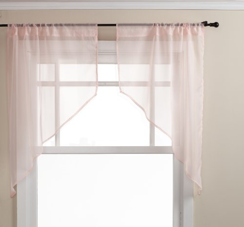 Treatments Swags Window (Stylemaster Sheer Voile Elegance 56