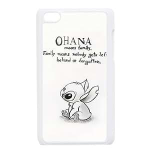 Ohana Hard Plastic Case for Ipod Touch 4