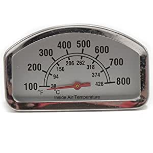 Frigidaire 5304444392 Gas Grill Temperature Gauge