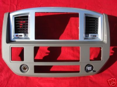 Dodge Ram 07,08 Khaki REC Nav / Navigation Radio -