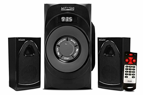 Mitashi HT 2650 BT 2.1 Channel Home Theatre System  6000 Watts PMPO  with Bluetooth