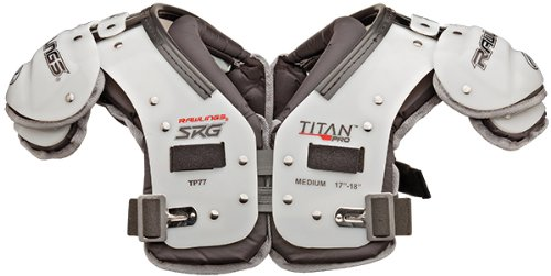 Rawlings Tp77 Titan Shoulder Pads Adult XXLarge New