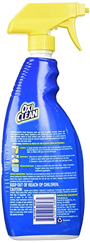OxiClean Liquid Stain Remover, 21.5 oz, 4-Pack by Oxiclean (Image #2)