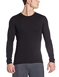 Calvin Klein Men's Body Long Sleeve Crew Neck Top