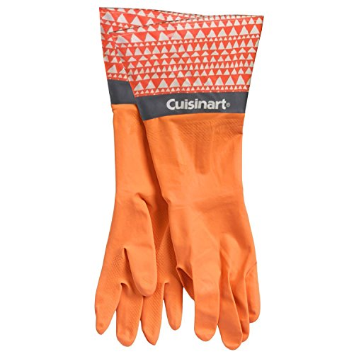 Cuisinart Cleaning Gloves Orange 1 pair