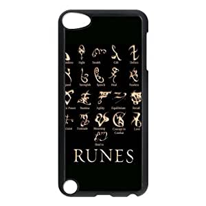 Fashion Mortal Instruments Personalized ipod touch 5 Case Cover