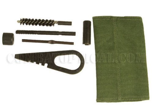 Mosin Nagant M44 Bolt action rifle cleaning kit