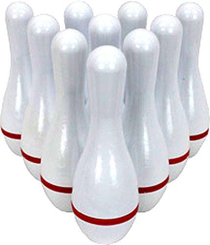 Shuffleboard Bowling Pins - Set of 10