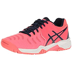 ASICS Kids' Gel Resolution 7 GS Tennis Shoe