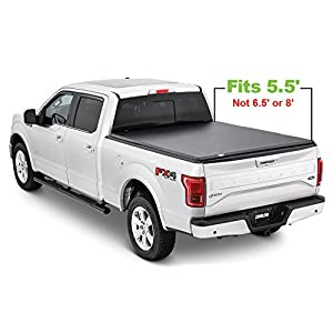 Tonno Pro Tonno Fold 42-314 TRI-FOLD Truck Bed Tonneau Cover 2015-2018 Ford F-150 | Fits 5.5' Bed