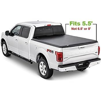 Amazon.com: Gator Tri-Fold (fits) 2015-2019 Ford F150 5.5 Foot Bed ...