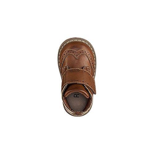 La Redoute Collections Boots mit Klettverschluss Gr. 1925 Camel