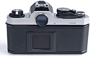 Nikon FM2n Chrome (Cuerpo) Camara SLR analógica de 35mm: Amazon.es ...