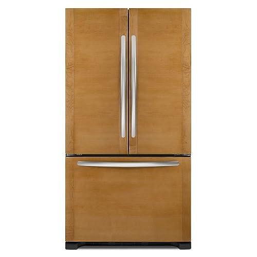 KitchenAid Architect Series II KFCO22EVBL 21.8 Cu. Ft. Counter Depth French  Door Refrigerator, Requ