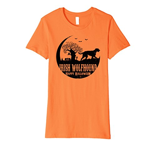 Womens IRISH WOLFHOUND Dog Halloween Costume T-shirts XL (Irish Wolfhound Halloween Costume)