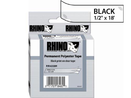 Sanford LP : RHINO 1/2 CLEAR PERMANENT POLY ()