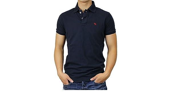Abercrombie & Fitch Camiseta sin mangas Fit Polo de manga corta ...