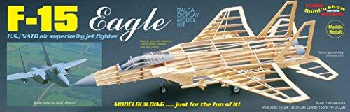 Guillow's F-15 Eagle Model Kit ()
