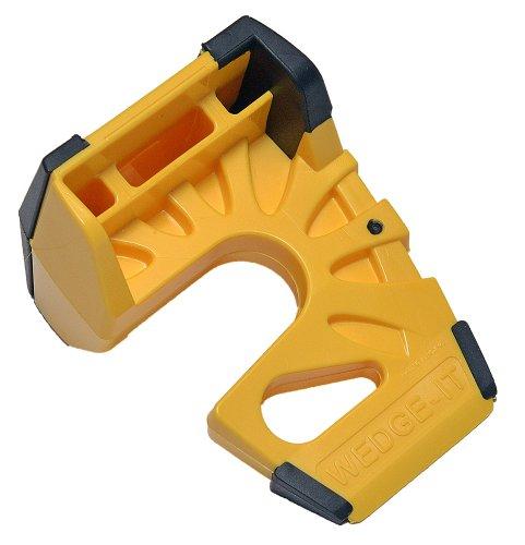 Wedge-It - The Ultimate Door Stop - Yellow