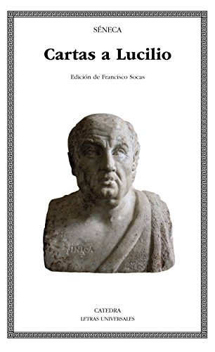 Amazon.com: Cartas a Lucilio (Letras Universales) (Spanish ...