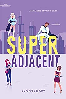 Book Cover: Super Adjacent