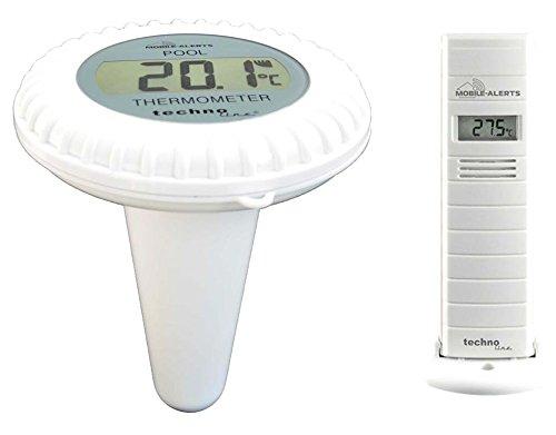 SET Pool Sensor and Thermo Hygro Sensor technoline MA 10700 White