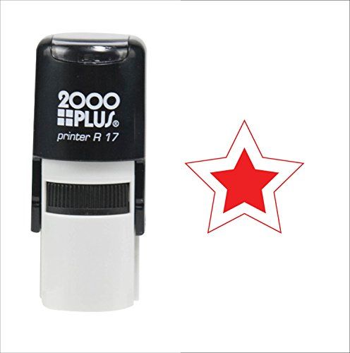 Small Self Inking Stamp - 4