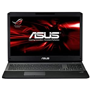 ASUS G75VW-DS72 17.3-Inch Laptop