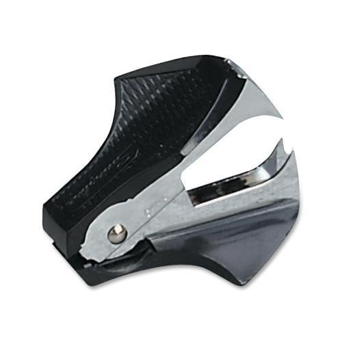 38101 GBC Deluxe Staple Remover - Standard, Mini - Jaws Style - Steel - Black