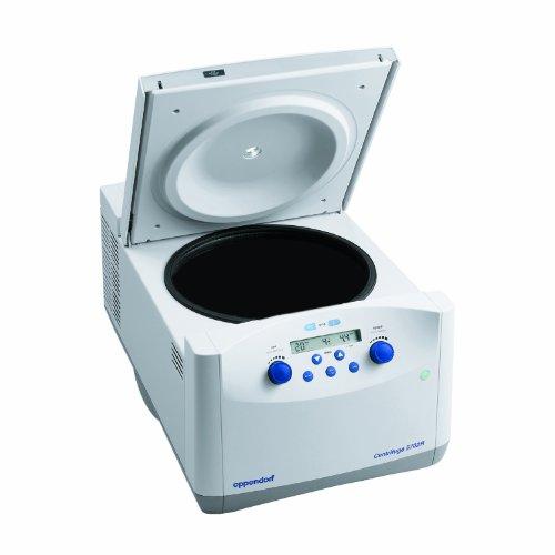 Eppendorf 022626256 5702 R Variable-Speed Multi-Purpose Refrigerated Centrifuge, 100-4,400rpm Speed, 230V/50Hz
