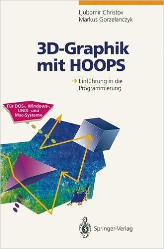 3D-Graphik mit HOOPS: Einführung in die Programmierung