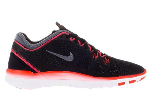 Damen Blk Course Drk de Laufschuhe Crmsn Chaussures 5 0 White Noir TR Femme Negro Brght Free Gry Fit Nike qOgwXX