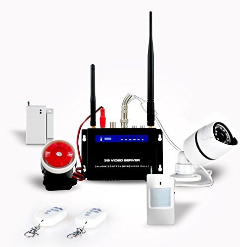BRITUM GSM GPRS 3G WCDMA camera MMS alarm system, security ()