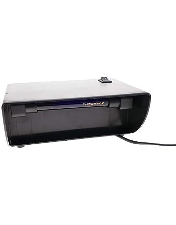 PrimeMatik - Detector de Billetes Falsos UV con 1 Tubo de 4W 175x115x75mm