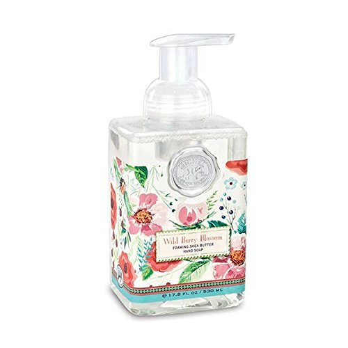 Michel Design Works Foaming Hand Soap, Wild Berry Blossom