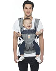 Ergobaby Baby Carrier (Omni 360), Grey