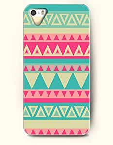Pink Ladoo? iPhone 4 4s Case Phone Cover Aztec Indian chevron Zigzag Pattern