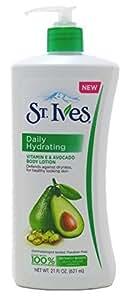 Amazon.com : St. Ives Hydrating Body Lotion, Vitamin E and