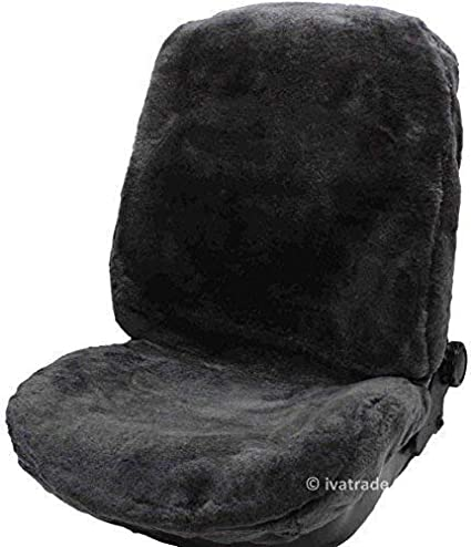 Cordero fundas para asientos antracita Subaru