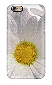 Sanp On Case Cover Protector For Iphone 6 (delicate Daisies)