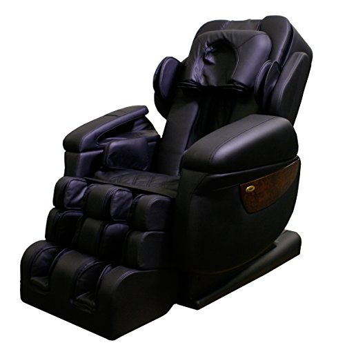 Luraco iRobotics 7 Medical Massage Chair (Black)