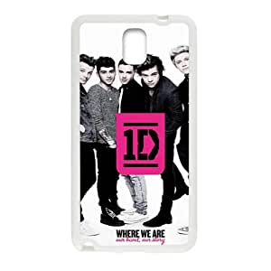 NICKER One direction Phone Case for Samsung Galaxy Note3