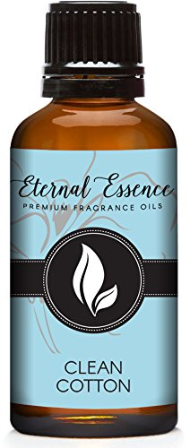 Eternal Essence Oils Clean Cotton Premium Grade Fragrance Oil - Scented Oil - 30ml