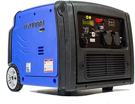Generador inversor HYUNDAI HY3200SEi D (generador de gasolina ...