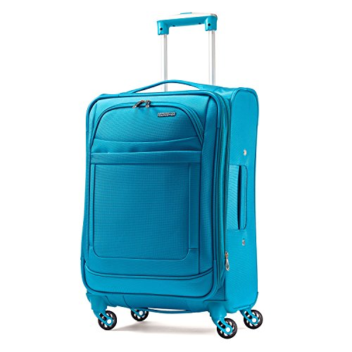American Tourister Unisex-Adult Ilite Max Softside Spinner 21 Carry-On Luggage