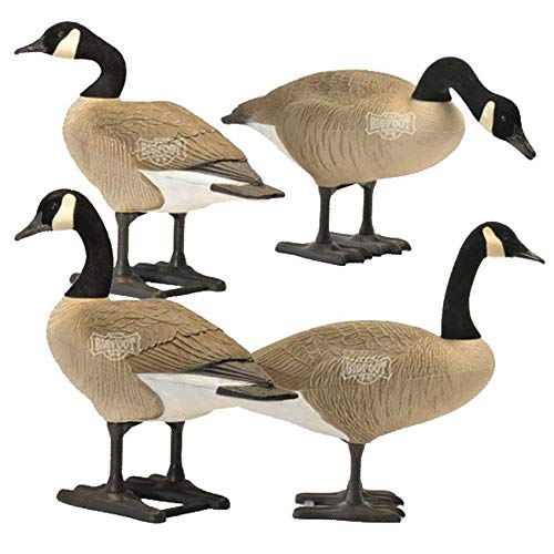 Big Foot Full Body Goose Decoys - Standards