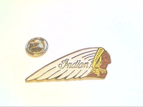 - Indian Motorcycle Warbonnet / Flying Indian Head Pin