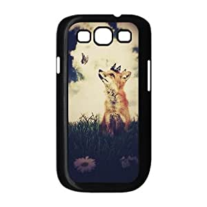 DIY Phone Case for Samsung Galaxy S3 I9300, Vulpes vulpes Cover Case - HL-R675202