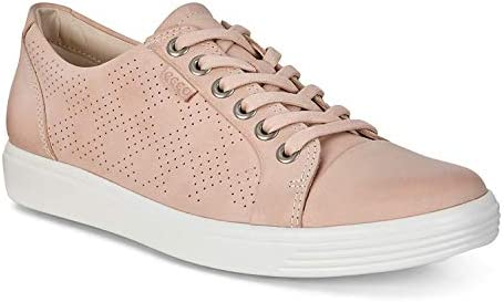 Soft Perforated Fashion Sneaker