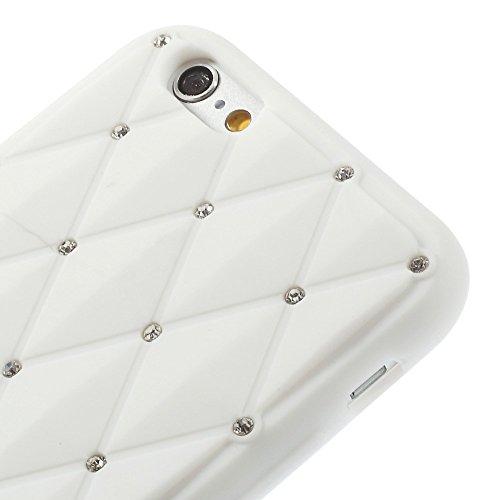 Katinkas weiche Starry Sky Hülle für Apple iPhone 6 weiß